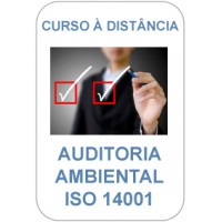 Curso à Distância - Auditoria Ambiental ISO 14.001