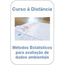 Curso à Distância - Métodos Estatísticos para Avaliação de Dados Ambientais